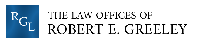 Robert Greeley Law logo